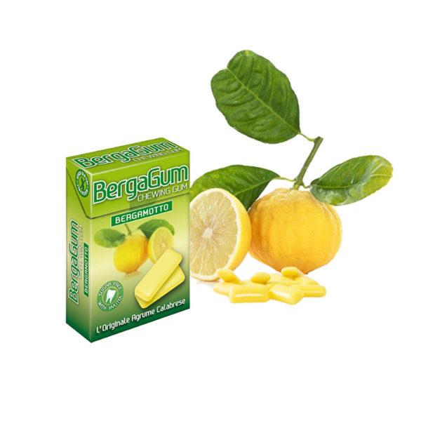 Bergamgum - Chewing Gum al bergamotto